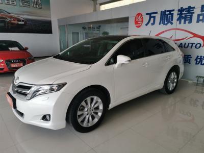 2013年08月 丰田 威飒(进口) 2.7L 两驱豪华版图片