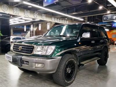 2003年6月 丰田 兰德酷路泽 兰德酷路泽(进口) 4500 4.5L 手动GX图片