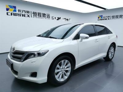 2014年12月 丰田 威飒(进口) 2.7L 四驱豪华版图片