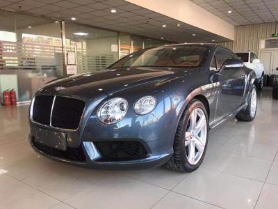 2014年8月 宾利 欧陆 4.0T GT V8