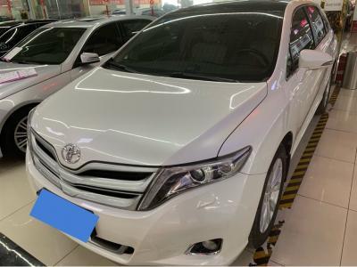 2013年09月 丰田 威飒(进口) 2.7L 两驱豪华版图片