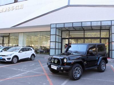 2013年7月 Jeep 牧马人(进口) 3.6L 两门