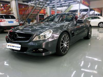 2011年3月 奔驰 奔驰SL级(进口) SL 300图片