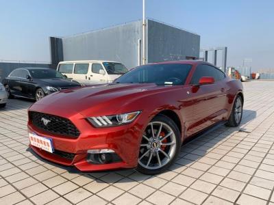 2016年6月 福特 Mustang(进口) 2.3T 运动版