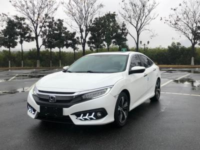 2017年2月 本田 思域 220TURBO CVT尊贵版