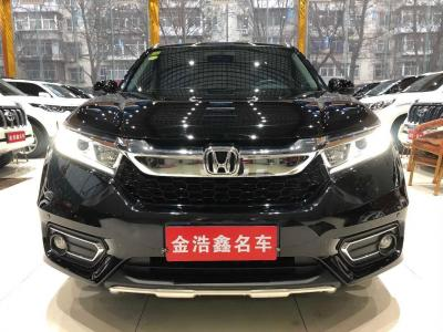 2018年5月 本田 冠道 240TURBO 两驱豪华版