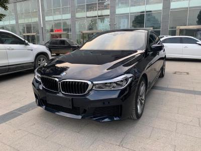 2019年8月 宝马 宝马6系GT(进口) 630i M运动套装