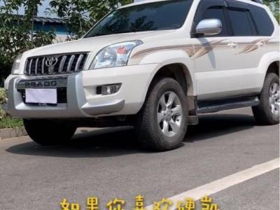2008年12月 丰田 普拉多(进口) 2.7L 自动豪华版