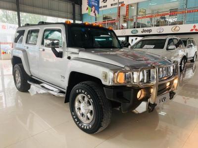 2011年8月 悍马 H3 H3x 3.7