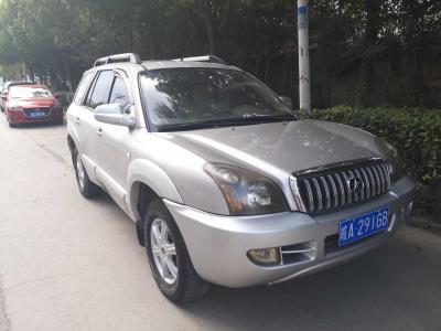 2007年12月 江淮 瑞鷹 2.0L 豪華舒適型圖片