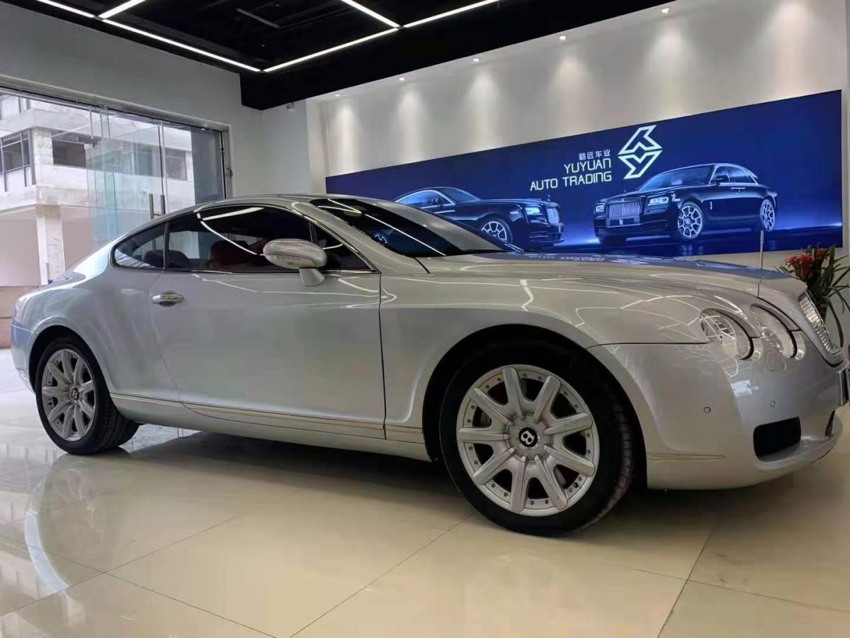 2017年6月 宾利 欧陆 6.0T GT W12 标准版