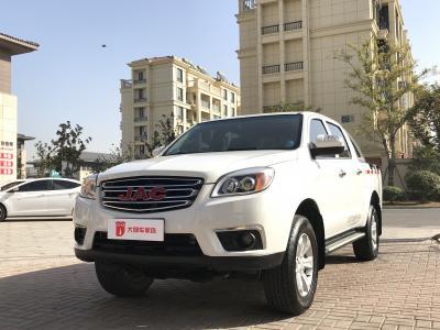 2018年9月 江淮 帥鈴T6 2.0T柴油國V四驅豪華版HFC4DB2-1D1圖片