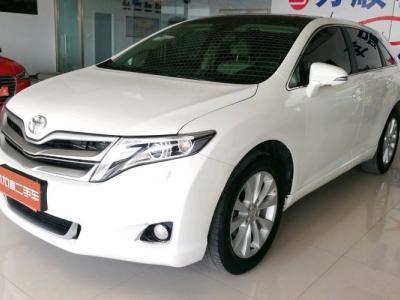 2013年7月 丰田 威飒(进口) 2.7L 两驱豪华版图片
