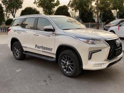 2019年10月 丰田 Fortuner(进口) 2.7L 中东版