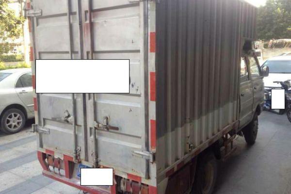 011年6月 二手黑豹货车 价格2万元