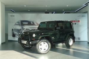 Jeep牧马人&nbsp3.8两门 Sahara