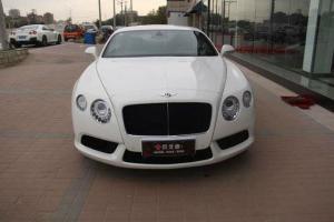 宾利&nbsp2012款 宾利GT 4.0