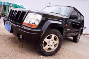 2007年9月jeep 2.5 超级切诺基2021el高清图片
