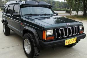 2003年6月jeep切诺基2003款2021el四驱版高清图片
