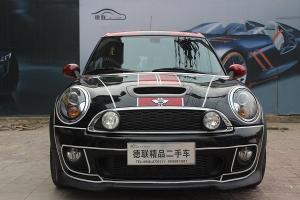 Alpina Clubman 2012款  迷你Clubman-1.6T-A/MT中国任务特制版S