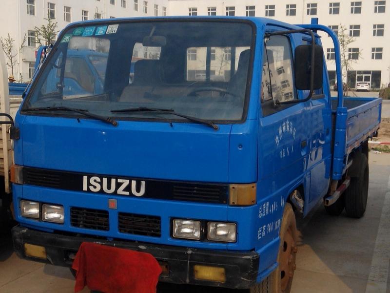 8月 二手江铃双排货车 价格3.1万元高清图片