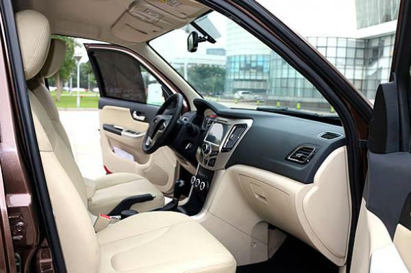 013年9月 二手海马S7自动高配 价格11万元高清图片