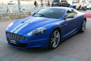 阿斯顿马丁 DBS&nbsp6.0 Touchtronic Coupe