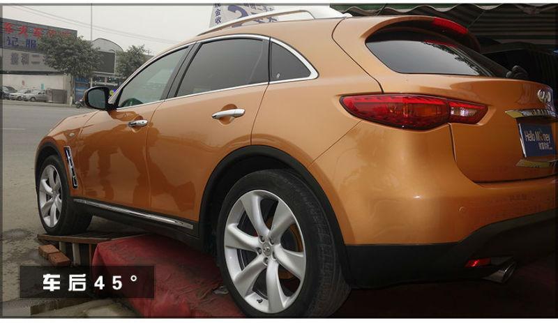【成都】2011年7月英菲尼迪exfx35图片手自黄色荣威i5易车v图片及一体图片