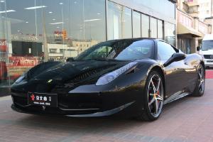 法拉利458 Spider&nbsp4.5L Italia