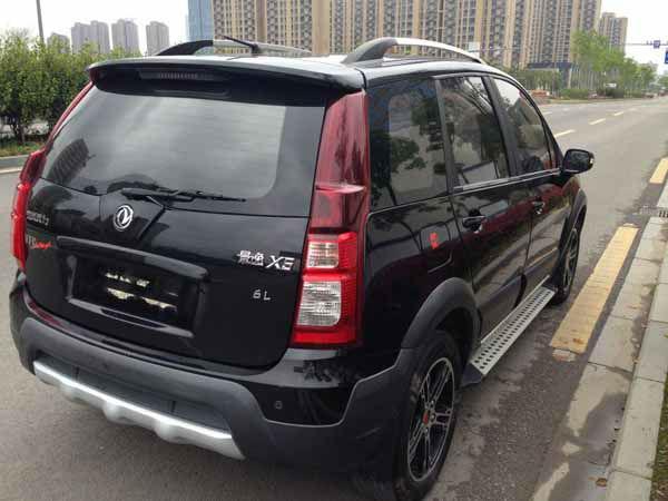 【宁波】2014年3月 东风风行景逸x5 1.6 黑色 手动挡