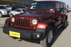 Jeep牧马人&nbsp3.8 四门 Unlimited Sahara