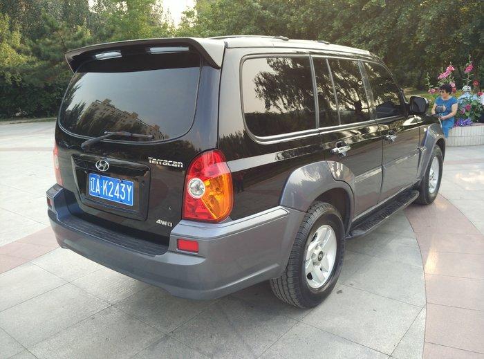 【沈阳】2008年6月华泰特拉卡2004款特拉卡3.5l自动四驱东南菱悦v3换什么轮胎多少钱图片