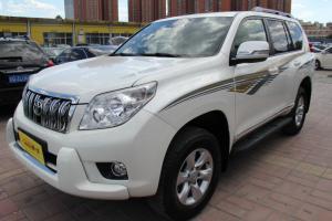 丰田普拉多&nbsp普拉多(进口) 2010款 2.7L 自动豪华版