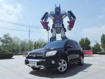 2012年2月 丰田 RAV4荣放 2.0L 自动豪华版图片