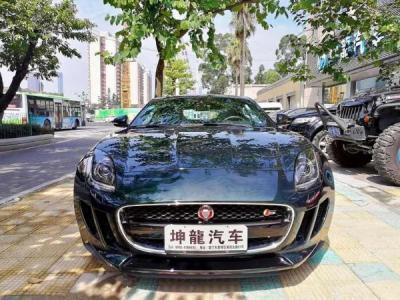 捷豹 F-Type  S Coupe 3.0T图片