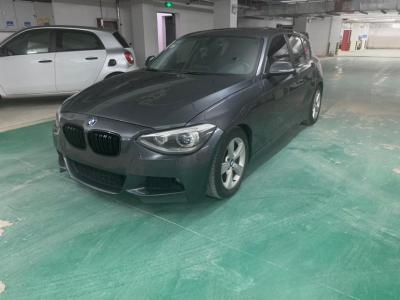 BMW 宝马1系  2013款 改款 118i 运动型