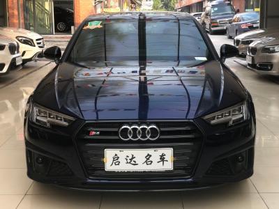 2019年1月 Audi 奧迪S4(進口) S4 3.0TFSI圖片