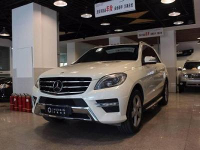 奔驰 M级  ML300 3.5L 4MATIC图片