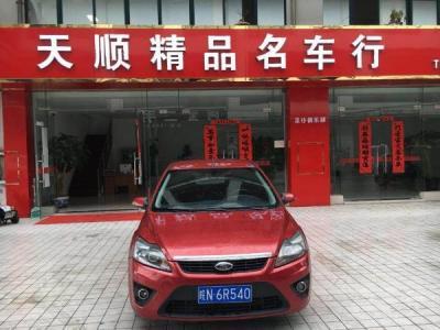 福特 福克斯  两厢1.6L 手动舒适型图片