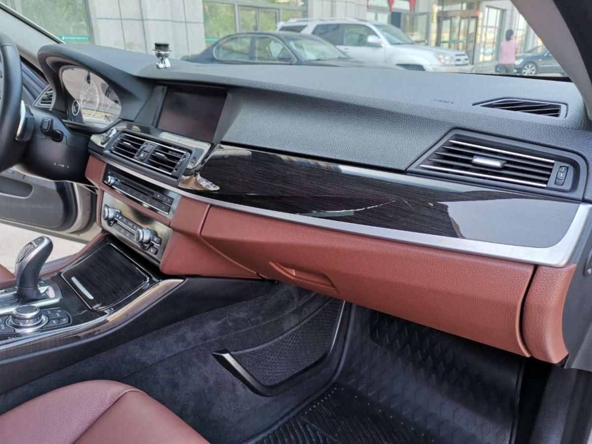 宝马 宝马5系  2011款 535i 豪华运动型图片