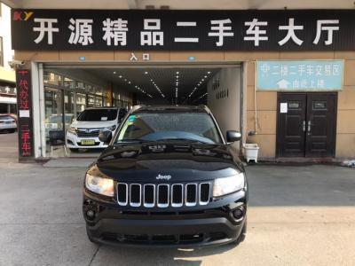 2012年11月 Jeep 指南者(进口) 2.4L 四驱都市版图片