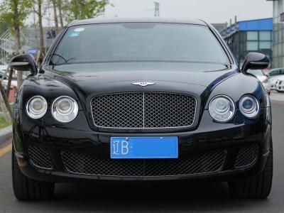 2011年8月 宾利 飞驰 Speed China 6.0T图片