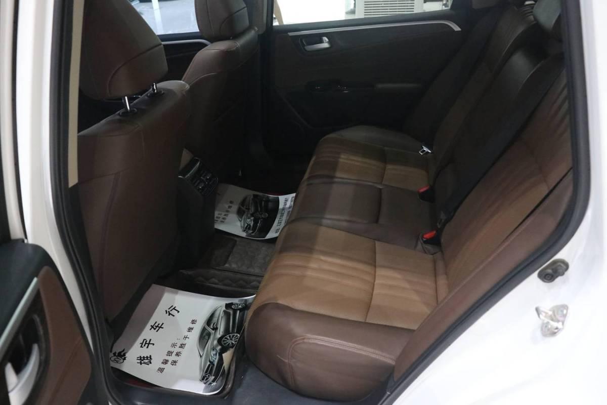 本田 杰德  2017款 210TURBO CVT豪华版 5座图片