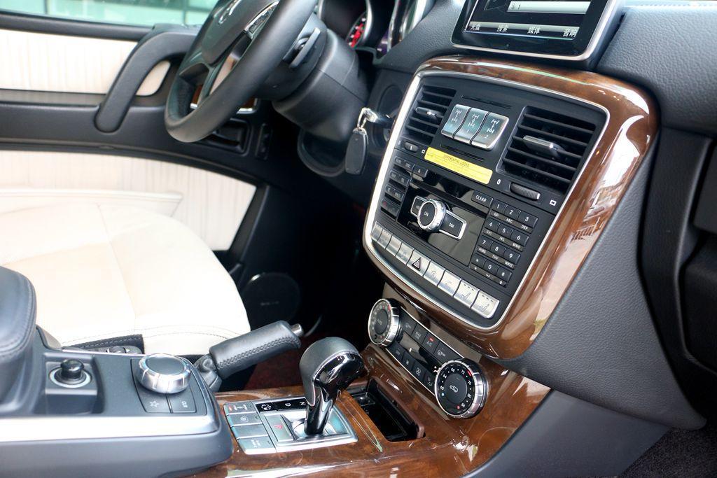 奔驰 奔驰G级 G550美规版图片