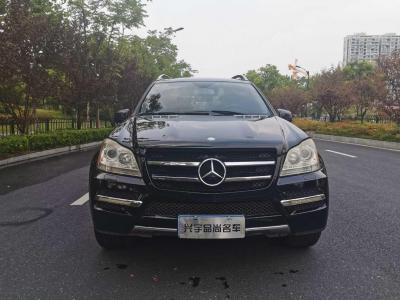 2012年2月 奔驰 奔驰GL级(进口) GL 450 4MATIC尊贵型图片