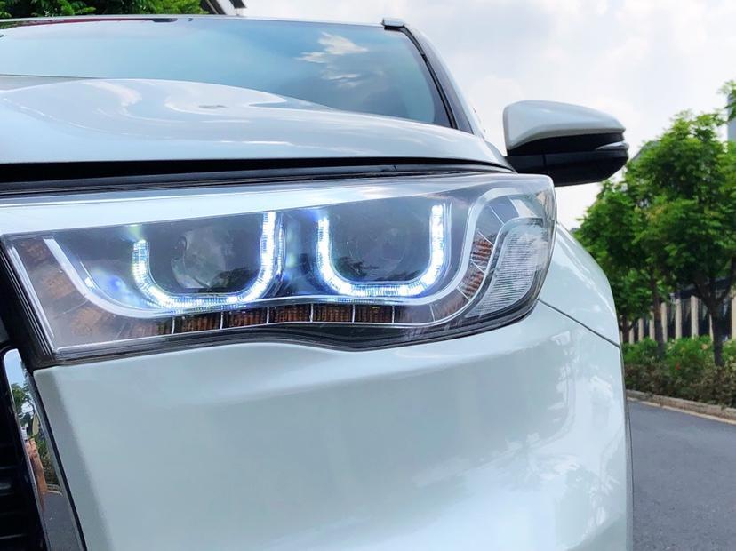 丰田 汉兰达  2015款 2.0T 四驱豪华导航版 7座图片