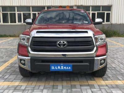 2011年1月 丰田 坦途(进口) 5.7 标准型图片