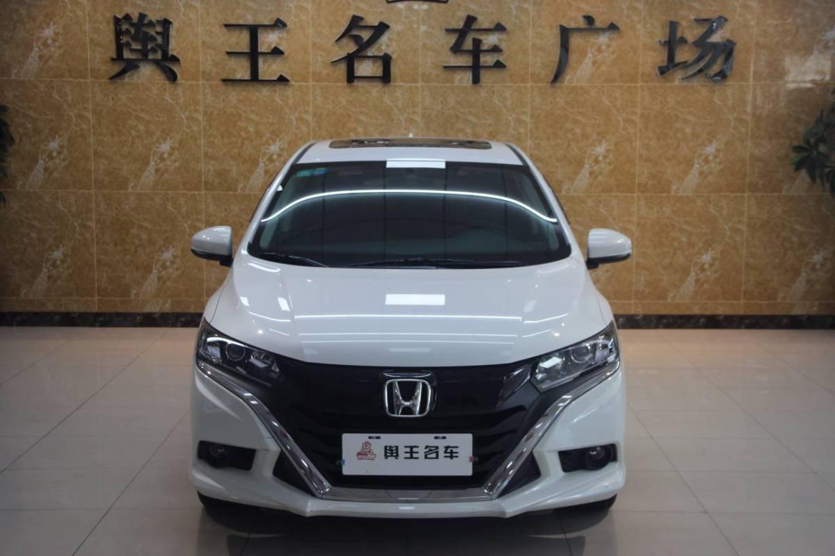 本田 竞瑞  2017款 1.5L CVT舒适版图片