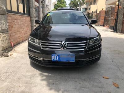 2012年1月 大众 辉腾(进口) 3.6L V6 5座加长商务版图片