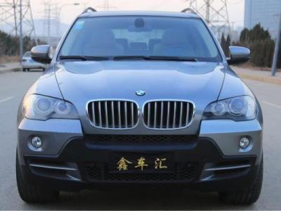 宝马 宝马X5  X5 xDrive30i 3.0 豪华型